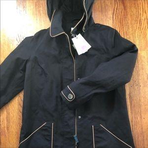 NWT SIZE 8 R BODEN Suki raincoat